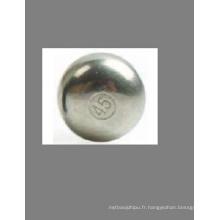Big Weight Tungstène Forme Spéciale Ballon 60g