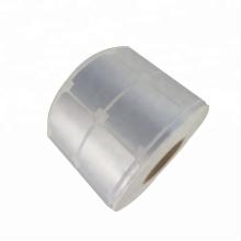 Tipo de etiqueta adesiva prata mate Produtos em branco de vinil etiqueta eletrônica de poliéster