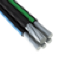 Câble ABC 25mm2 35mm2 50mm2 70mm2 95mm2 120mm2