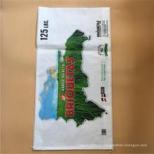ПП пластиковые пакеты для продажи зерна