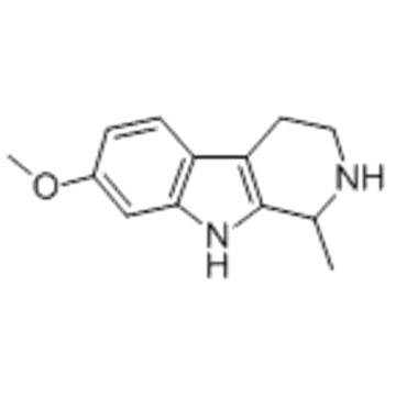 1H-Pyrido[3,4-b]indole,2,3,4,9-tetrahydro-7-methoxy-1-methyl CAS 17019-01-1