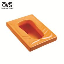 foshan sanitaires mini toilette accroupie