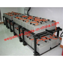 Battery Assembling Racks Batteries Steel Frame Battery Rack Charging Rack Custom service