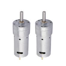 6V 12V 24v 32mm speed regulator dc Gear Motor with gearbox for vending machine popcorn machine