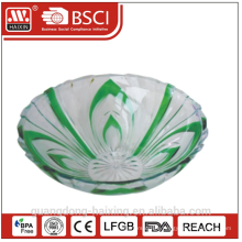 Haixing round PS Plastic plate