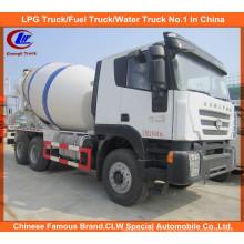 Camion mobile de mélangeur de Genlyon Iveco pour des remorques de mélangeur concret