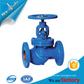 DIN bellows globe valve casting forged steel globe valve