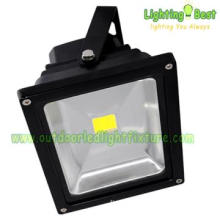 High efficiency led flood light parts