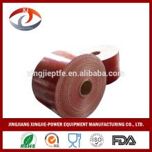 Commerce de produit chaud en silicone revêtu de tissu de fibre de verre avec fournisseur de porcelaine