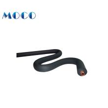 OEM NBR Rubber Foam Pipe Insulation Color Round Foam Tube