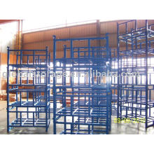 Warehous medium duty stacker rack