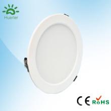 2014 nuevo producto agujero de 6 pulgadas 150mm 100-240v smd5730 lámparas blancas del techo del hogar 15w