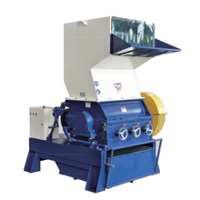 HNS plastic granulator different capacity