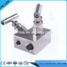 Stainless steel 2 valve instrument manifolds
