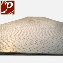 3mm thickness Tear Drop Pattern Mild steel plate