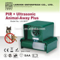 The most effective and humane dog and cat repeller to against unwanted animals