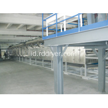 Pengering Belt Mesh Belt Conveyor