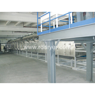 Power Conveyor Mesh Belt Dryer