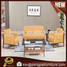 Home furniture best sale sectional sofa PU sofa design