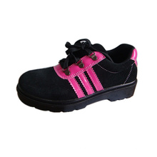 Ladies′ safety shoes