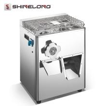 Máquina de picador de carne elétrica comercial industrial industrial profissional