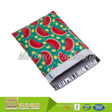 Biodegradable Custom Your Own Design Express Use Plastic 9X12 / 12X15 Self Seal Polybag Packaging