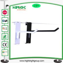 Chrome Plating Metal Gridwall Displaying Hook