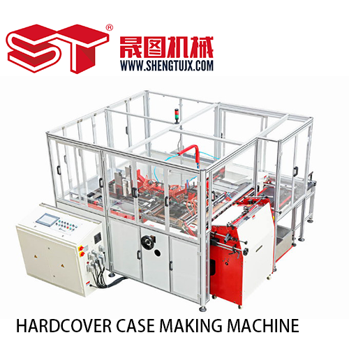 Automatic Hardcover Machine