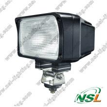 5 pouces 35W/55W H11 HID Lampe de travail, boîtier en aluminium Flood Beam Xenon Tractor Work Light