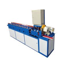 Shutter Door Forming Machine With Flying Saw