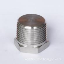 Stainless Steel High Pressure Pipe Plug