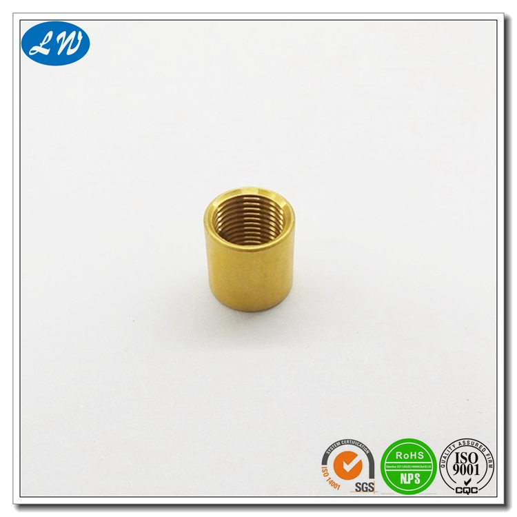 Knurled Thumb Screws Brass
