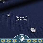 TC 65/35 polyester cotton workwear fabric waterproof workwear fabric