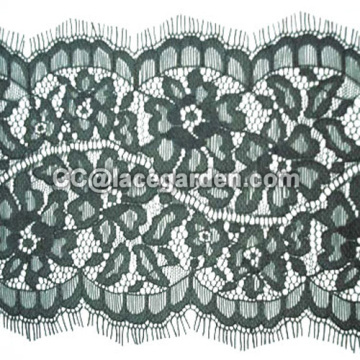 Bilateral Eyelash Lace