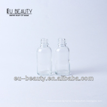 Clear olive oil bottles 30ml