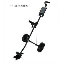 Carro de golf 2wheel carrito de golf portátil muy popular