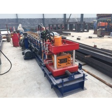 Hydraulic motor C purlin roll forming machine