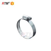 a17 fabricação de braçadeira de mangueira de 3 8 ajustável rápido releasestainless grampos de tubulação rápida ajustável