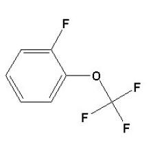 2- (Trifluorométhoxy) Fluorobenzène N ° CAS 2106-18-5