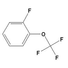 2- (Trifluoromethoxy) Fluorobenzene CAS No. 2106-18-5