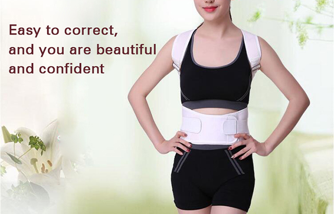 Temperament Improvement Posture Corrector