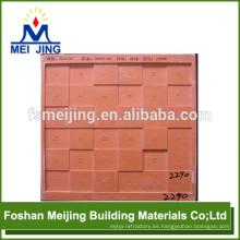 moldes de hormigón para mosaico de Meijing