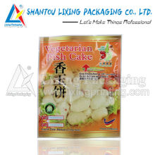 Frozen food plastic bag