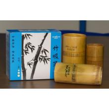 Bambus Schröpfen Jar für medizinische 3 PCS pro Set in einer Box