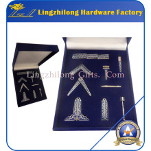 Ensemble de cadeaux maçonniques Mini outils de travail
