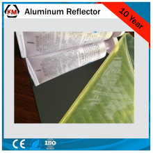 polished anodized aluminum sheets high reflective