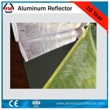98 reflective aluminum sheet anodized