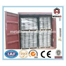 Anping Stacheldraht Draht Fabrik / Gal Stacheldraht aus anping weihao