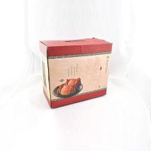 Caja de embalaje impresa personalizada de lujo