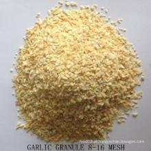 Granulado de alho seco boa qualidade da fábrica
